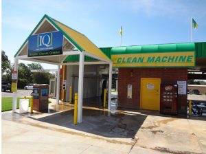 Smart Car Wash Technology In Durant OK At The Clean Machine.